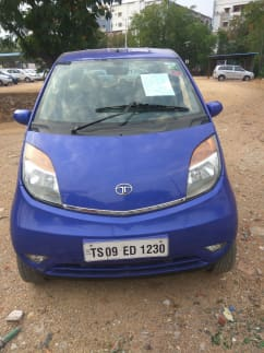 5 Used Tata Nano Cars in Hyderabad, Second Hand Tata Nano Cars for Sale