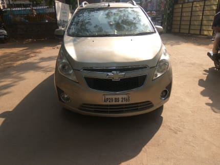 5 Used Chevrolet Beat Cars in Hyderabad, Second Hand Chevrolet Beat