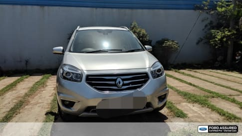 used renault koleos 4x4 at in kolhapur