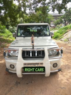 6 Used Mahindra Bolero Cars in Hyderabad, Second Hand Mahindra