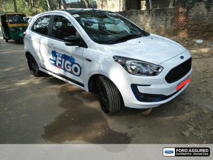 used ford figo titanium blu in chandigarh