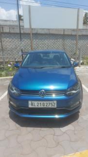Volkswagen Polo 2015-2019 1.2 MPI Comfortline