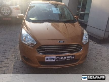 Ford Figo 1.5D Titanium Plus MT