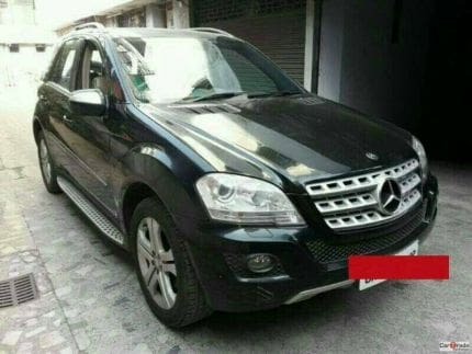 Buy used suv in chandigarh 65 verified listings gaadi for Used mercedes benz in hyderabad