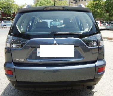 Mitsubishi Outlander  Chrome