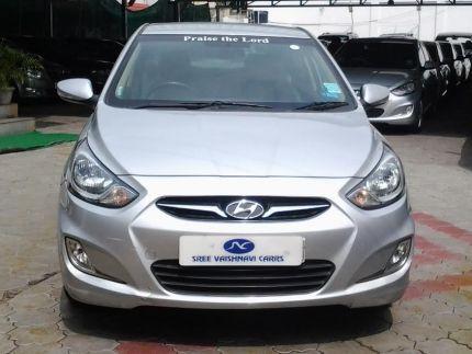 Hyundai Verna  1.6 CRDi SX