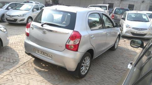 Toyota Platinum Etios  V