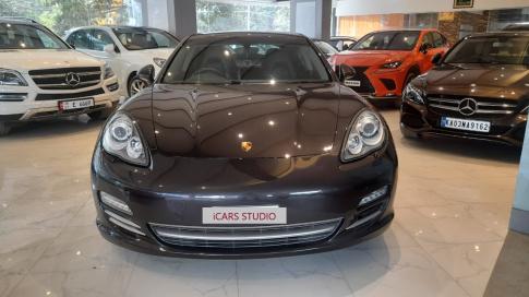 Porsche Panamera 2010-2013 Diesel