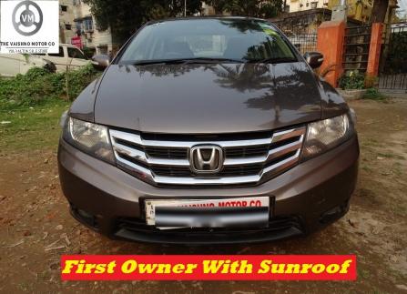 Honda City 2011-2013 1.5 V MT Sunroof