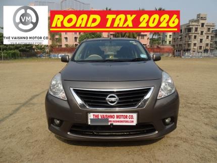 Nissan Sunny 2014-2016 XL CVT