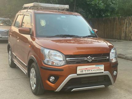 Maruti Wagon R VXI AMT Opt