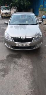 Buy Used Skoda Rapid Diesel Cars In New Delhi 23 Verified Listings