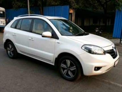 used renault koleos 4x4 at in mumbai