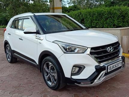 Hyundai Creta 2015-2020 1.6 SX Automatic