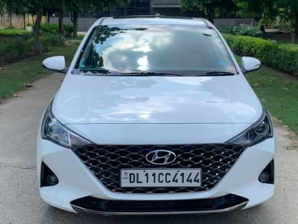 Hyundai Verna SX IVT