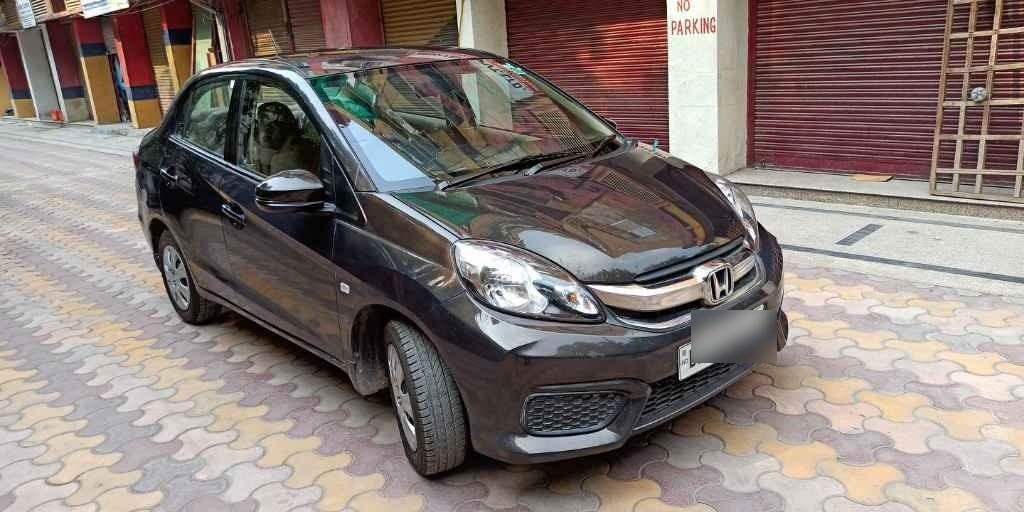 Honda Amaze S I-vtec