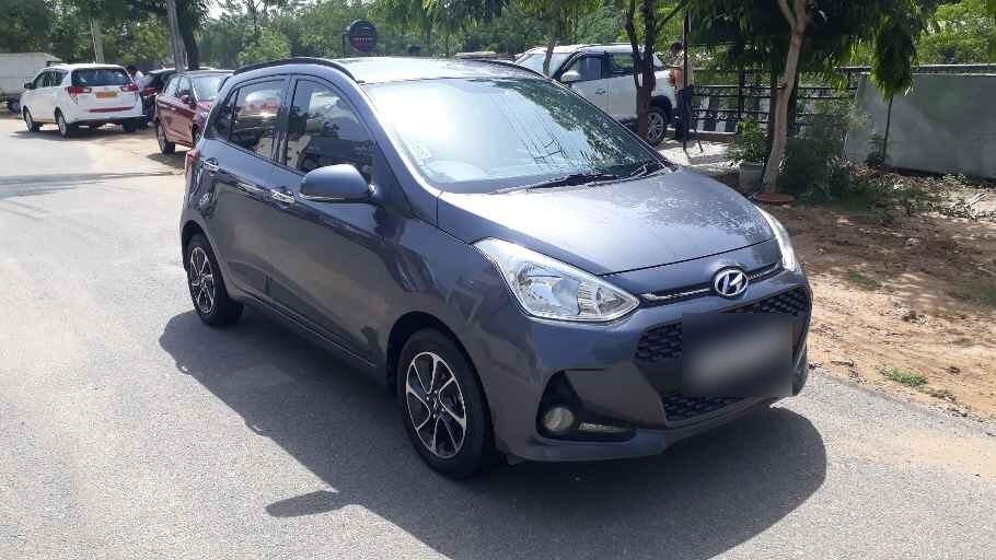 Hyundai Grand I10 1.2 Crdi Asta