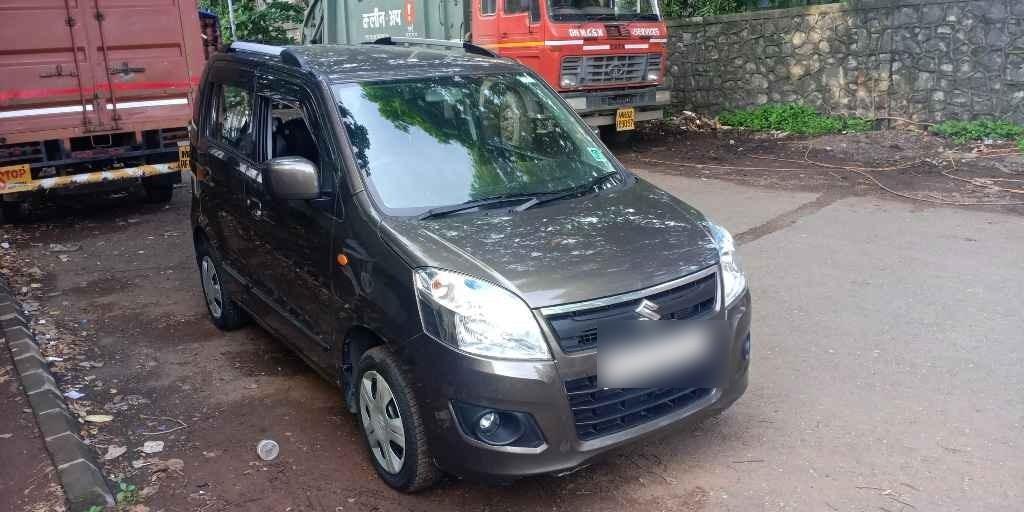 Maruti Wagon R Vxi Bs Iv
