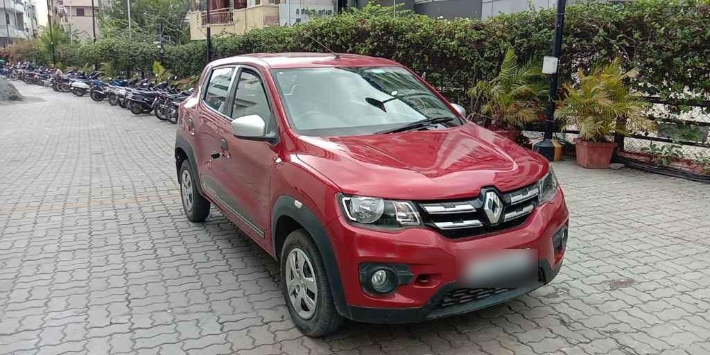 Renault Kwid 1.0 Rxt Opt