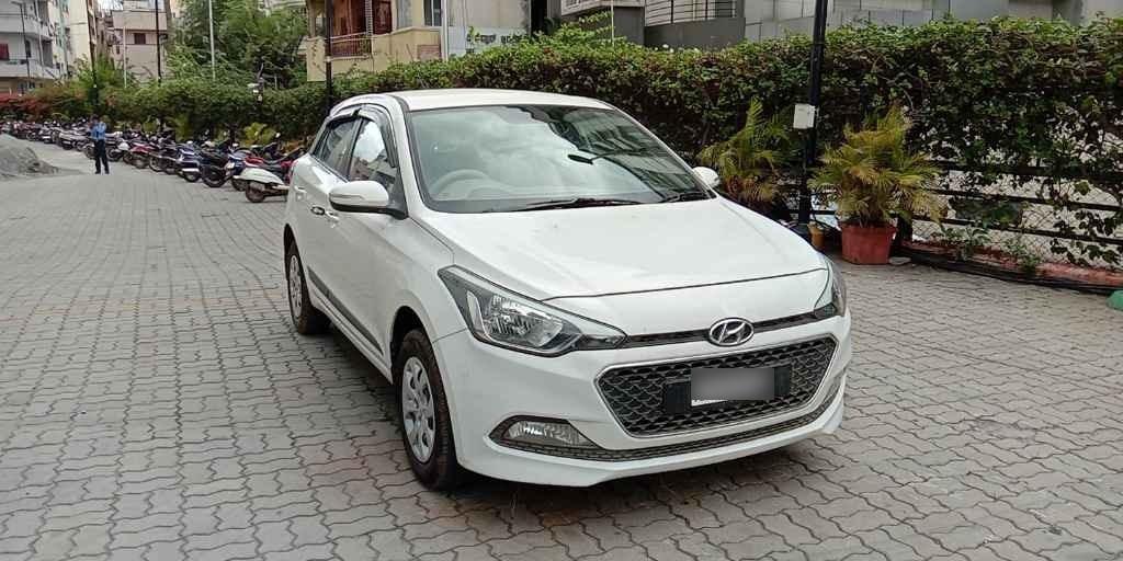 Hyundai I20 Sportz 1.4 Crdi