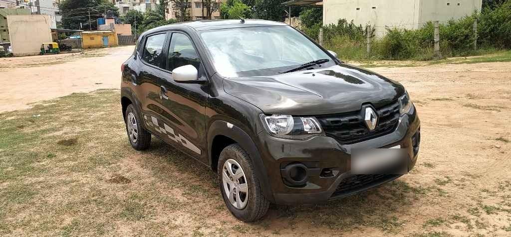 Renault Kwid Amt Rxl