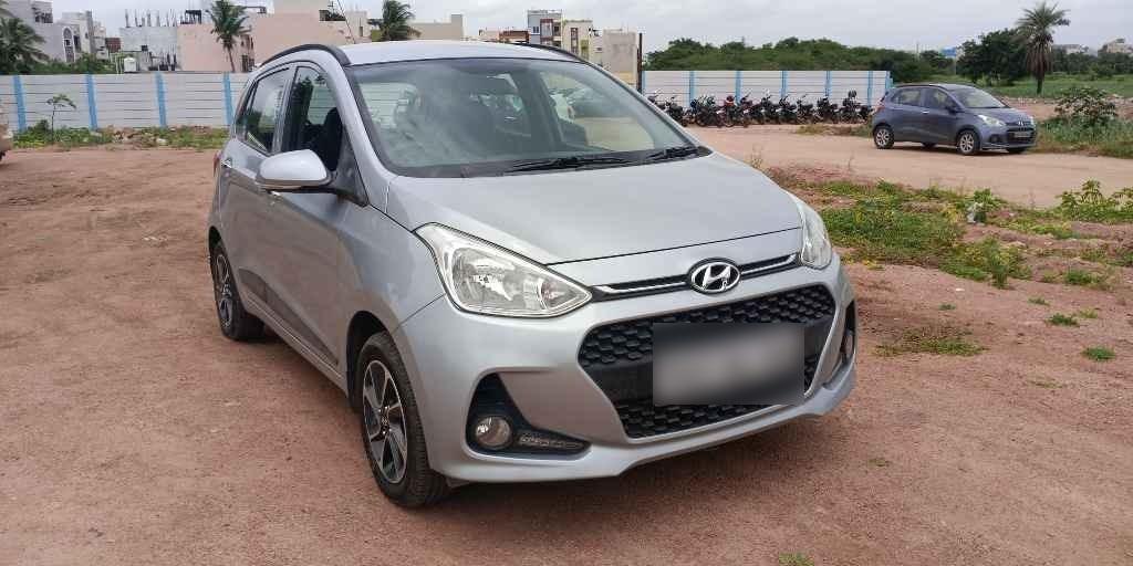 Hyundai Grand I10 1.2 Kappa Asta