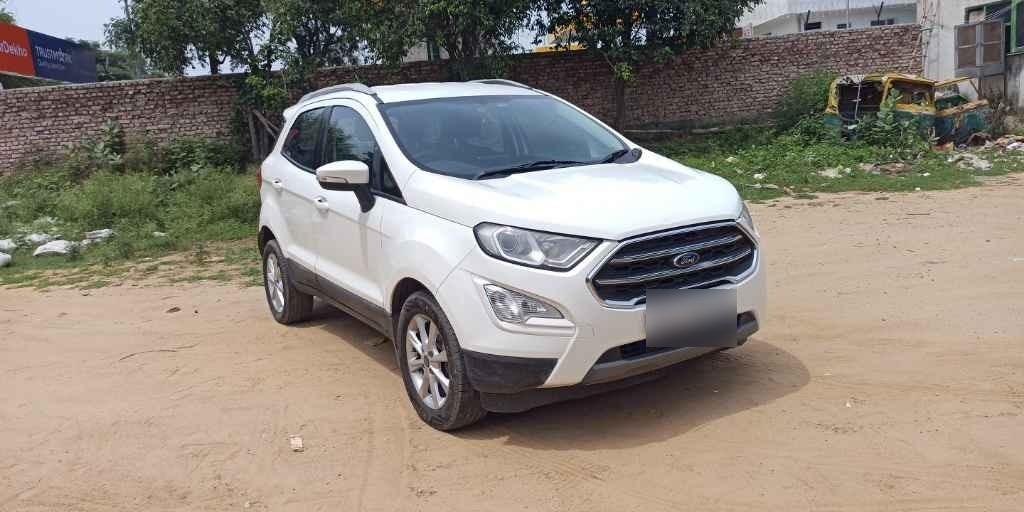 Ford Ecosport 1.5 Diesel Titanium Plus Bsiv