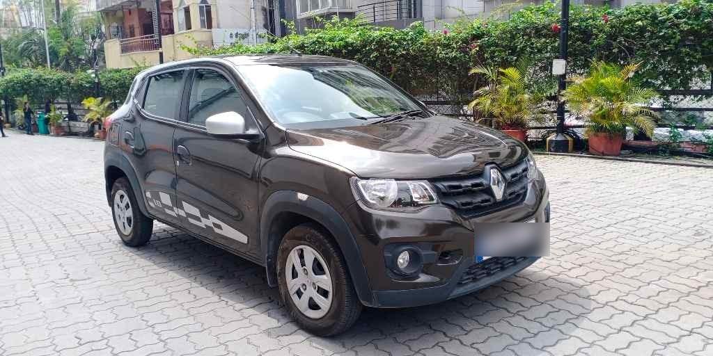 Renault Kwid 1.0 Rxt Amt Opt