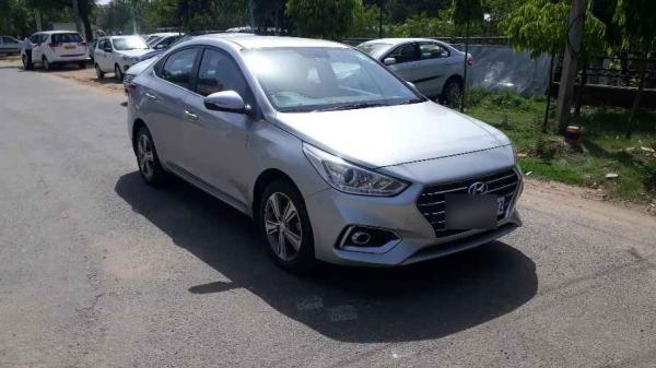 Hyundai Verna Crdi 1.6 Sx