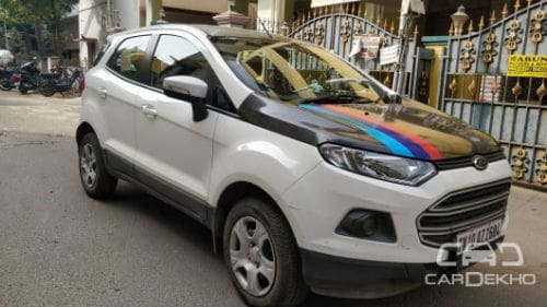 2017 Ford EcoSport 1.5 TDCi Trend