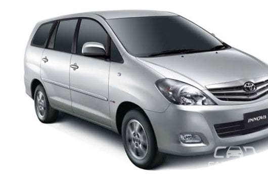 2009 Toyota Innova 2.5 GX 8 STR