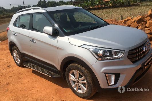2016 Hyundai Creta 1.6 SX Plus Diesel
