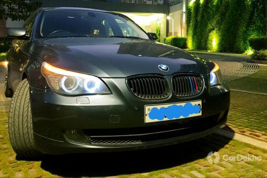 2007 BMW 5 Series 2007-2010 525d Sedan