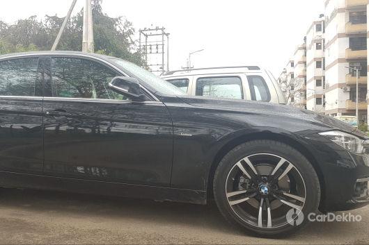 2019 BMW 3 Series 320d Luxury Line