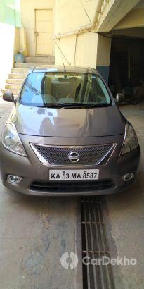 2013 Nissan Sunny 2011-2014 Diesel XV