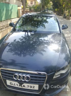 2009 Audi A4 New  2.0 TDI Multitronic