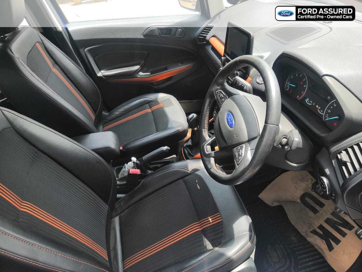 Ford Ecosport 2015-2021 Sports Petrol