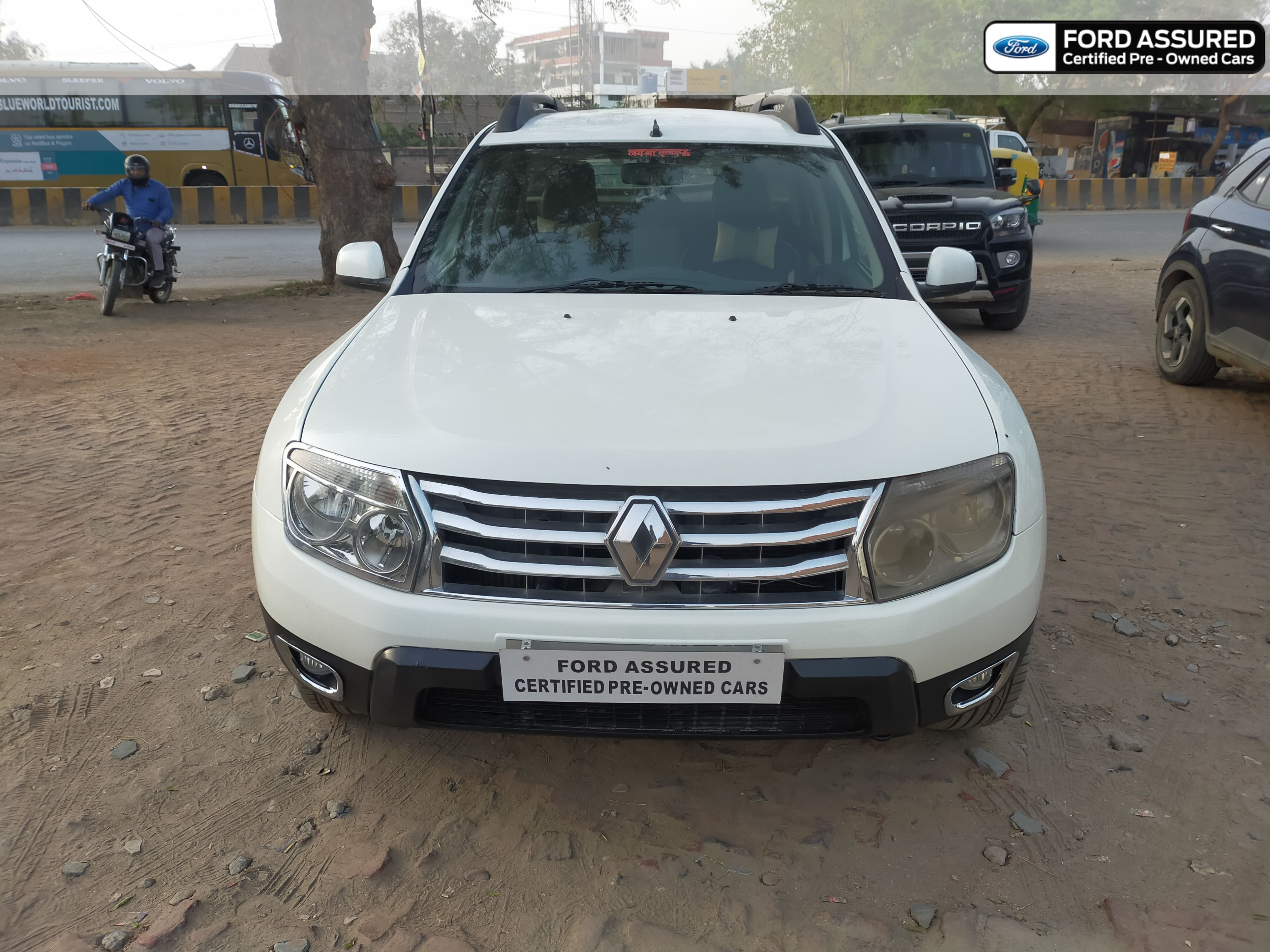 Renault Duster RXE 85PS BSIV