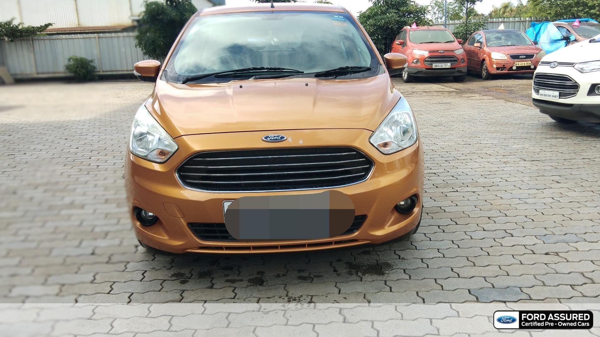 Ford Figo Titanium Diesel BSIV
