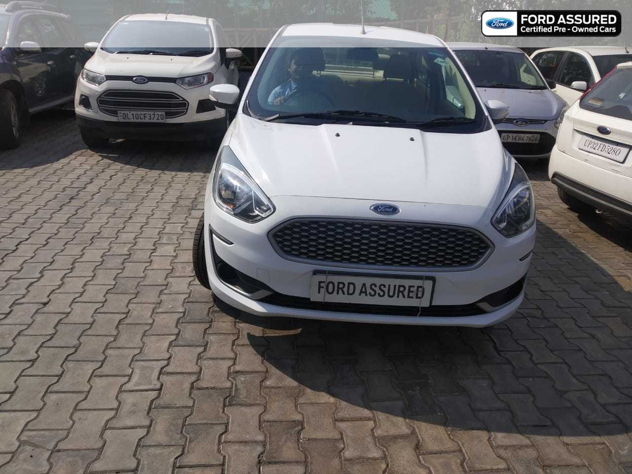 Ford Aspire Trend