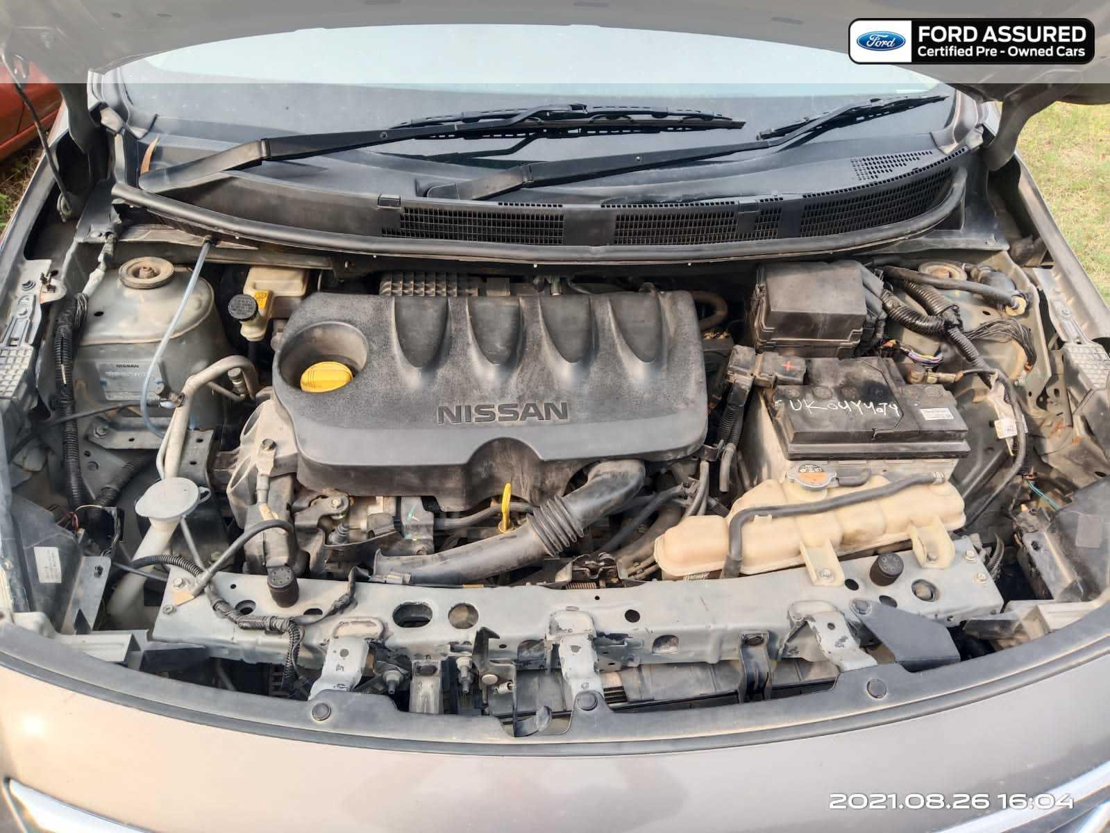 Nissan Sunny XV D Safety