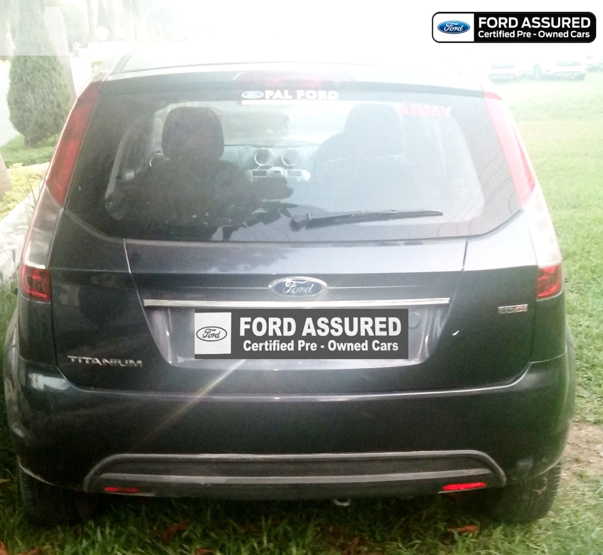 Ford Figo Titanium Diesel