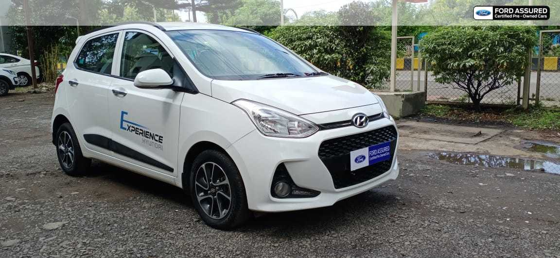 Hyundai Grand i10 2016-2017 Asta Option