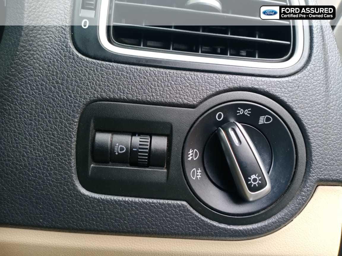 Volkswagen Polo 2015-2019 1.2 MPI Highline