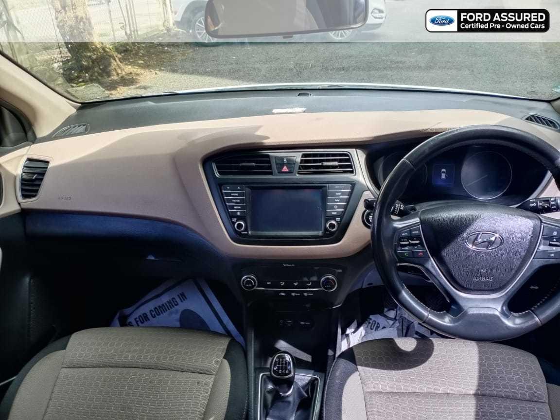 Hyundai Elite i20 1.4 Asta Option