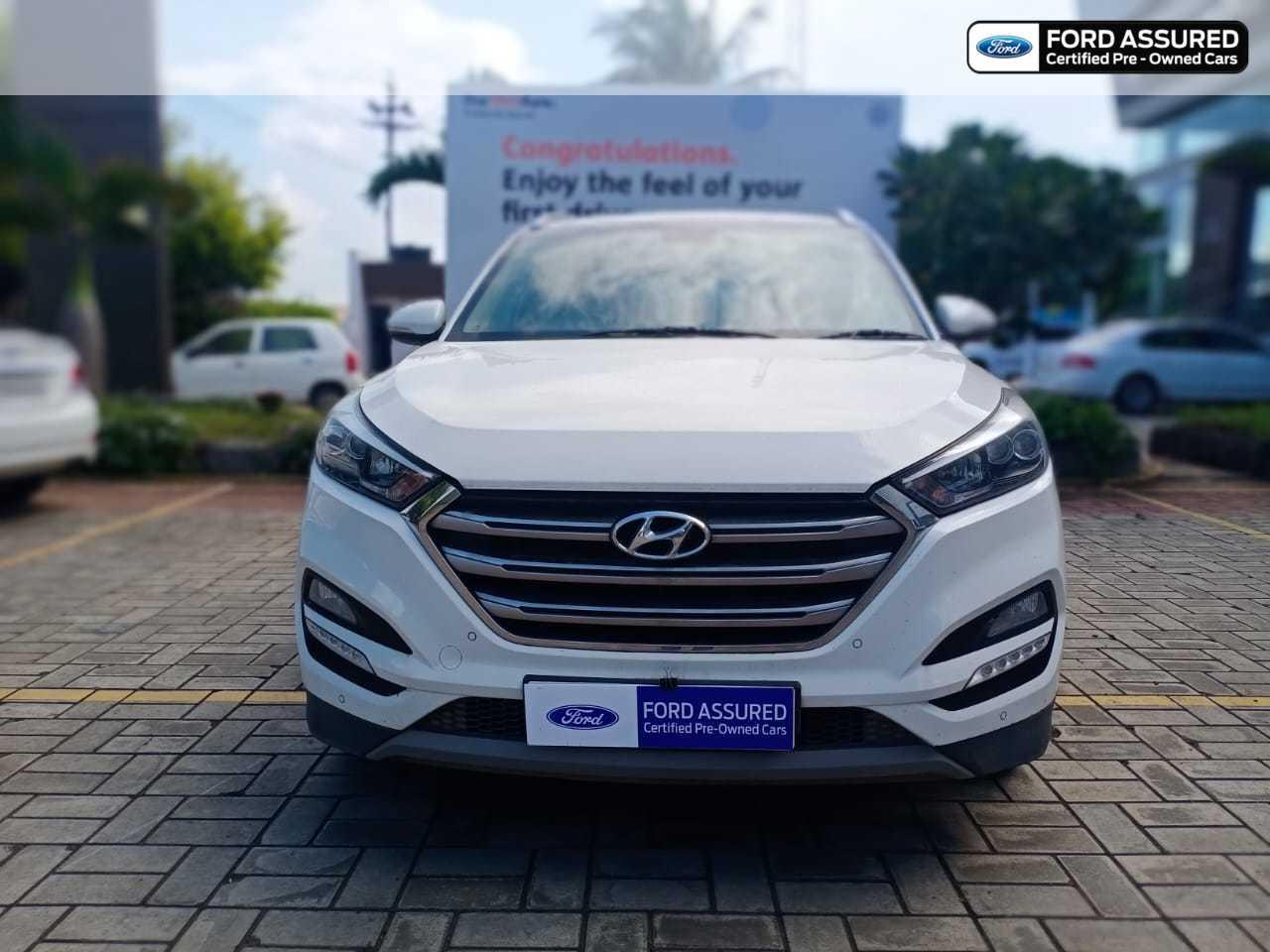 Hyundai Tucson 2.0 e-VGT 2WD AT GLS