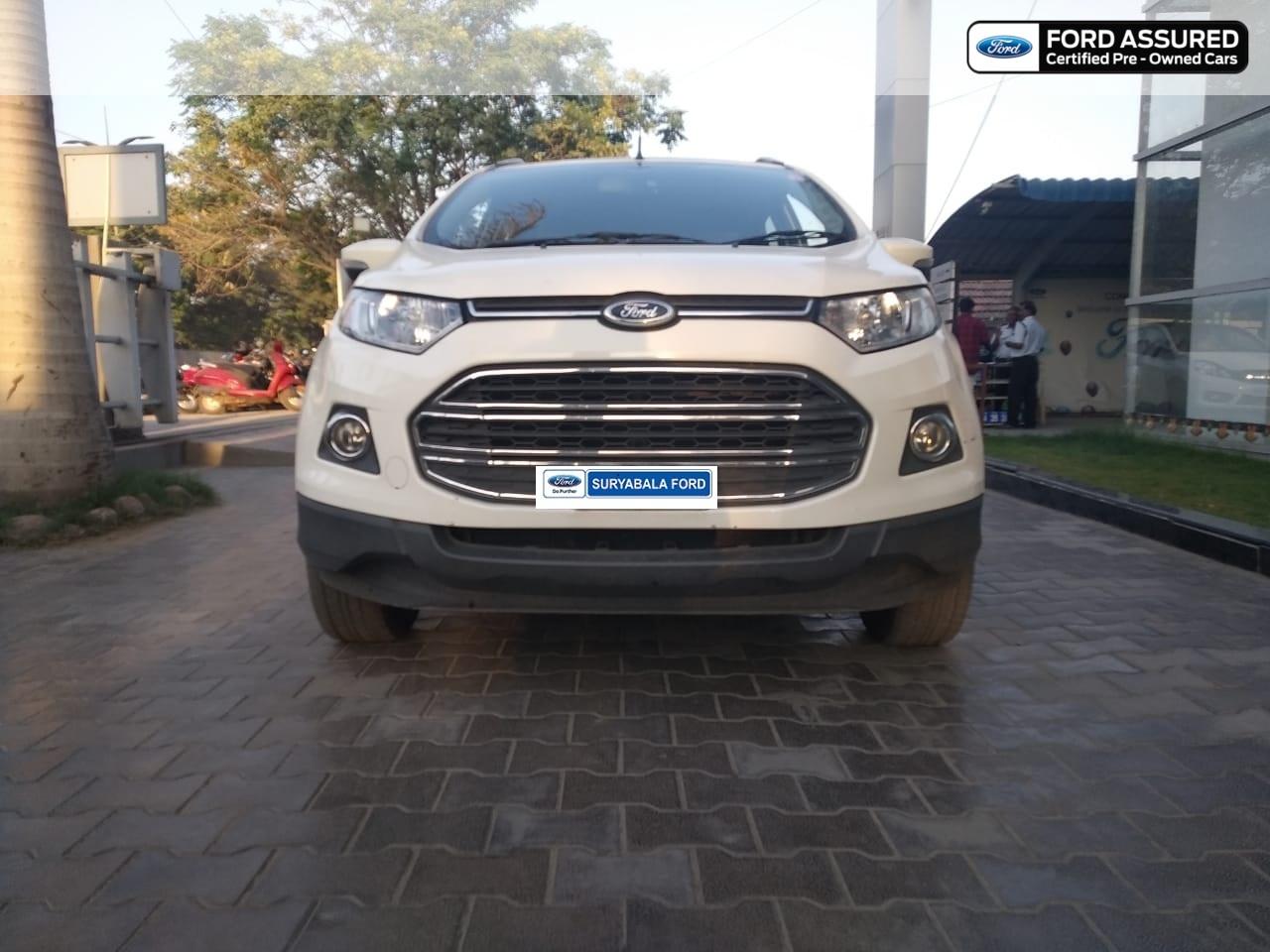 Ford Ecosport 2015-2021 1.5 Petrol Titanium BSIV
