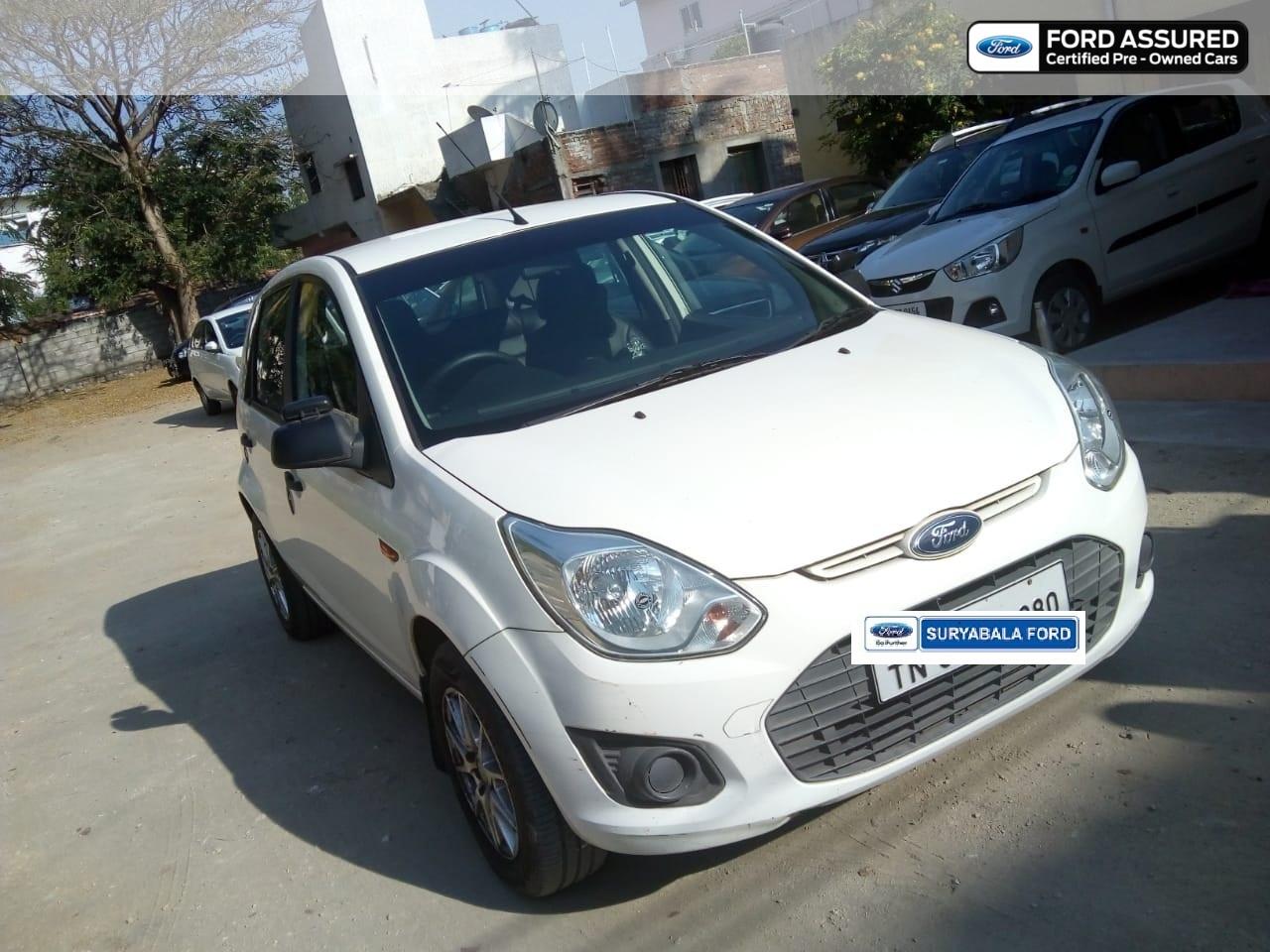 Ford Figo 2012-2015 Diesel EXI