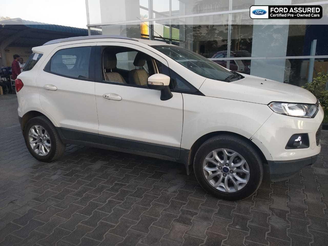 Ford Ecosport 2015-2021 1.5 Petrol Titanium