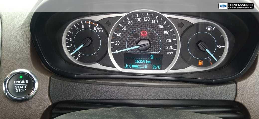 Ford Freestyle Titanium Petrol BSIV
